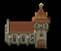 VX Ace Church 1 by SchwarzeNacht