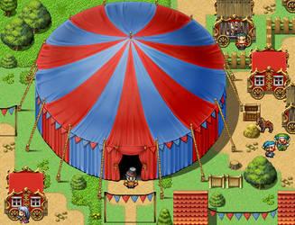 Sample Vx Ace Circus by SchwarzeNacht