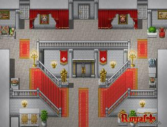 RM MV Royal AddOn Hall by SchwarzeNacht