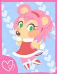 Animal Crossing Amy Modern