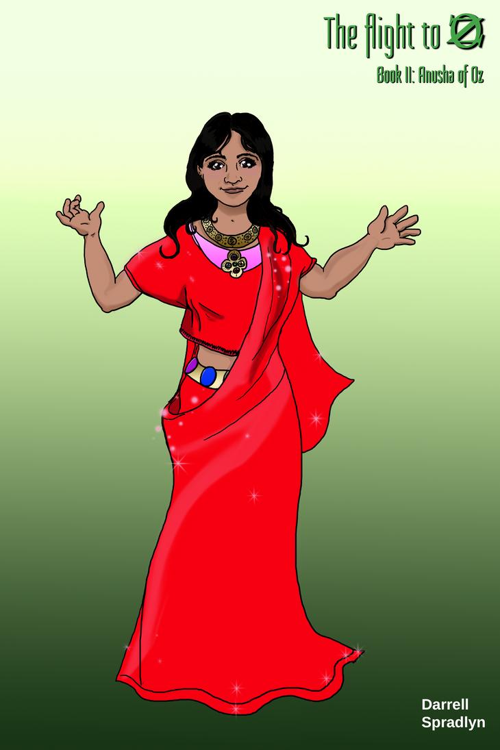 Princess Anusha Of Oz by Centurion030