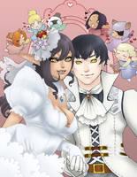o0 Wedding Bells 0o by WitheringMoon
