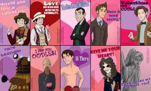 WHO is your valentine? by vida-en-color