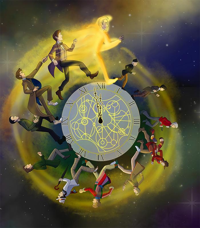Running Out of Time by vida-en-color on DeviantArt | 700 x 799 png 732kB