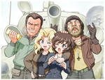kelly's heroes and Girls und Panzer