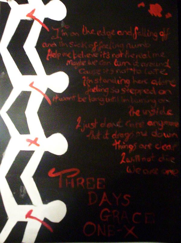3 Days Grace One X
