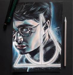 Harry Potter  by artsarak