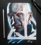 Lord Voldemort (WizardingWorld collection) by artsarak
