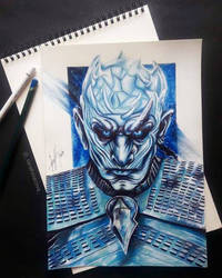 Night King (GoT collection) by artsarak