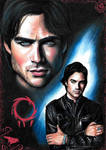 Damon (TVD collection) by artsarak