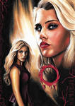 Rebekah (TVD collection) by artsarak