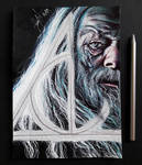 Dumbledore (Wizarding World collection) by artsarak