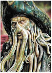 Davy Jones by artsarak