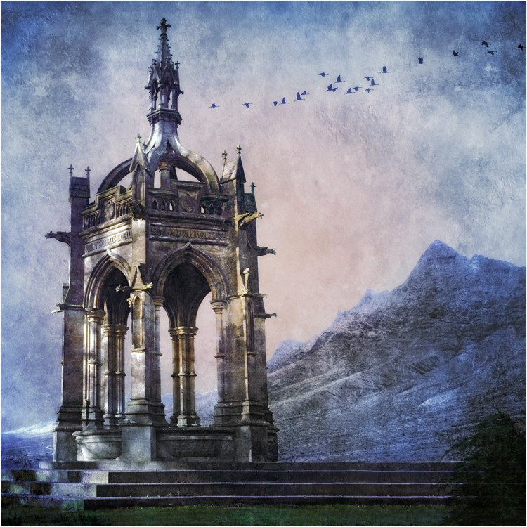 Towers - The Heavens manifest The_Mountain_Altar_by_herot