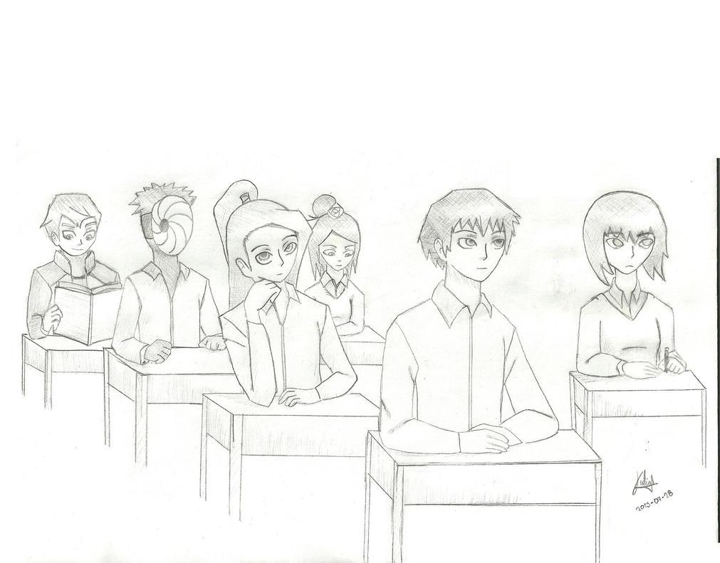 Akatsuki class by Goyangisin