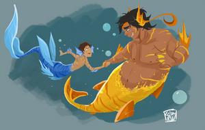 Voltron Mermaids