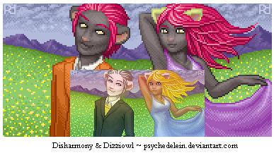 Disharmony n Dizziowl