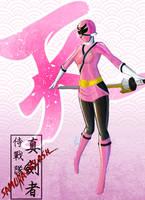 Samurai Pink by the-newKid