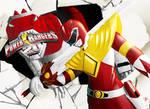 20th Anniversary of Mighty Morphin Power Rangers