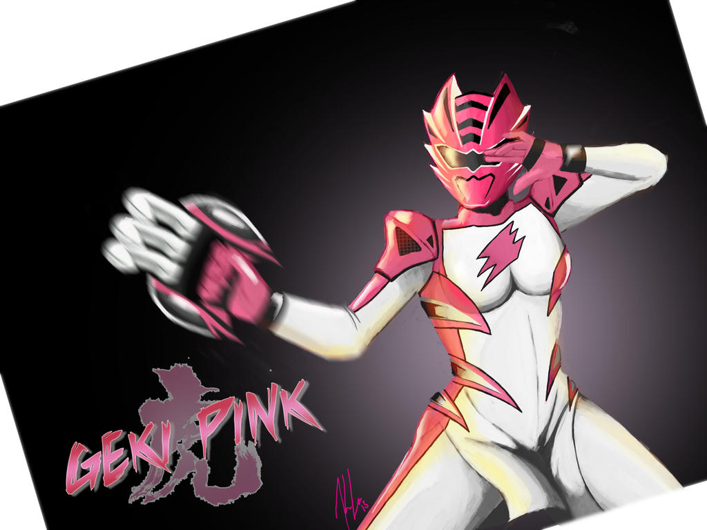 Geki pink jungle fury pink by the newkid on deviantart geki pink jungle fury pink by the newkid voltagebd Image collections