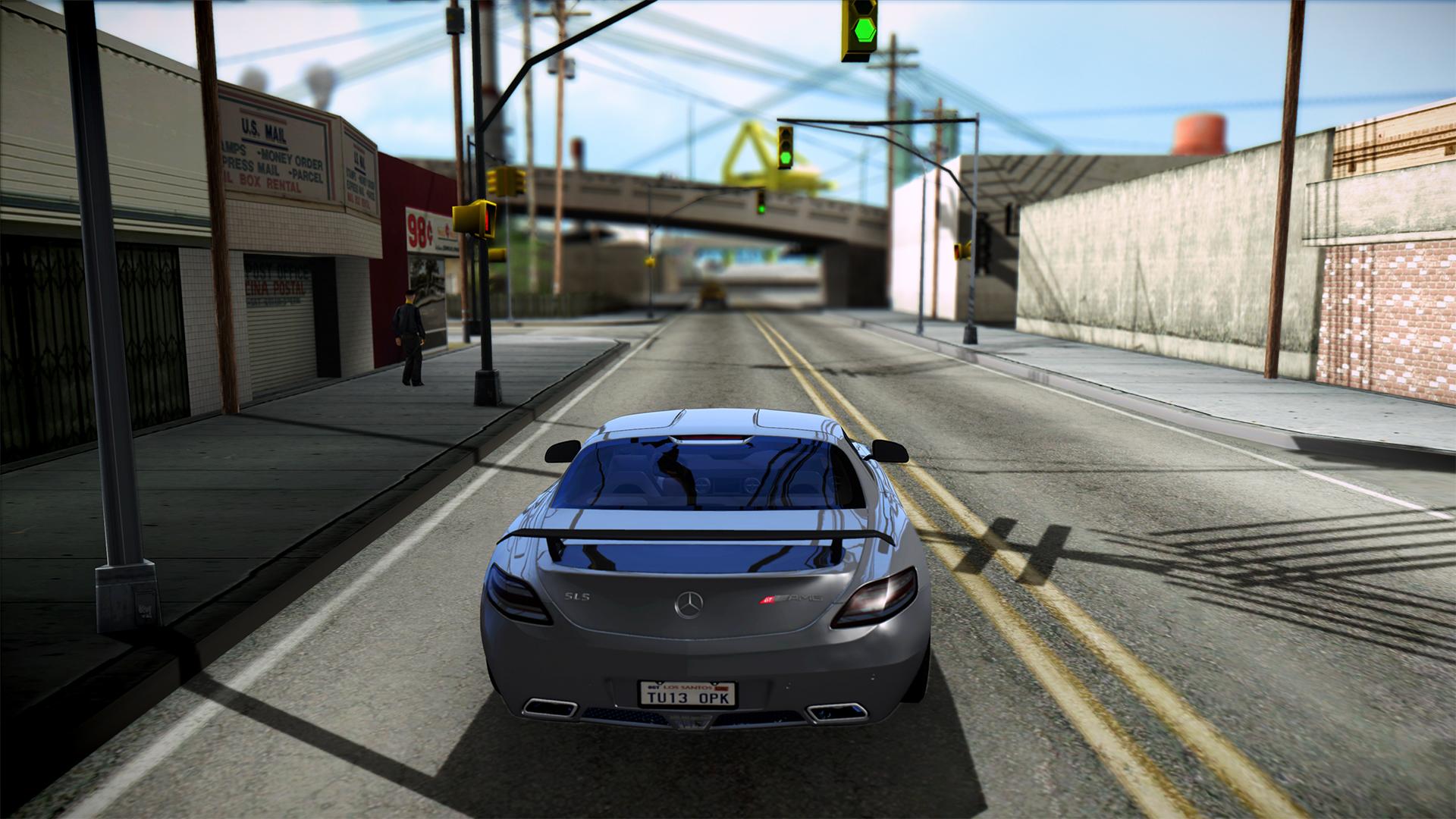 Скачать GTA San Andreas Sunny Mod