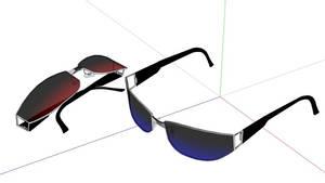 [MMD] Sunglasses (DL Link)