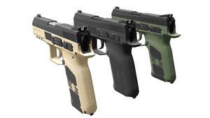 [MMD] CZ75P07 Duty Handgun (DL Link)