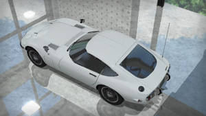 [MMD] Toyota GT 2000 (DL Link) UPDATED
