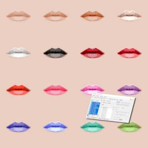 [MMD WIP] Path to C6V3 n.21 - Lipstick UV sliders