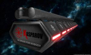 [OTS/KSM] Kasparov CIA: We brake for nobody! by Riveda1972