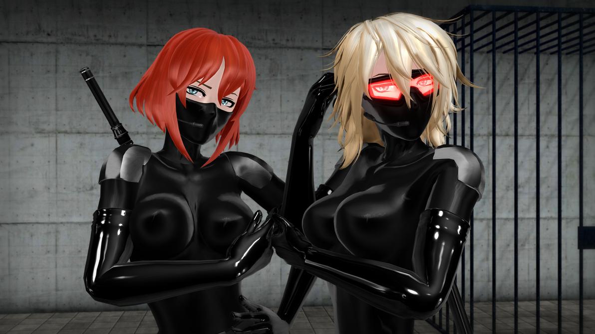 [Ots/KSM] Infiltrator's stealth suit