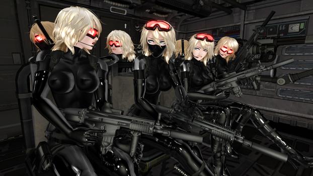[OTS/KSM] Operation Dawn - Assault squad Alpha