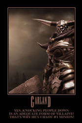 Garland poster by TheFavs