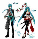 Mikuo Knife