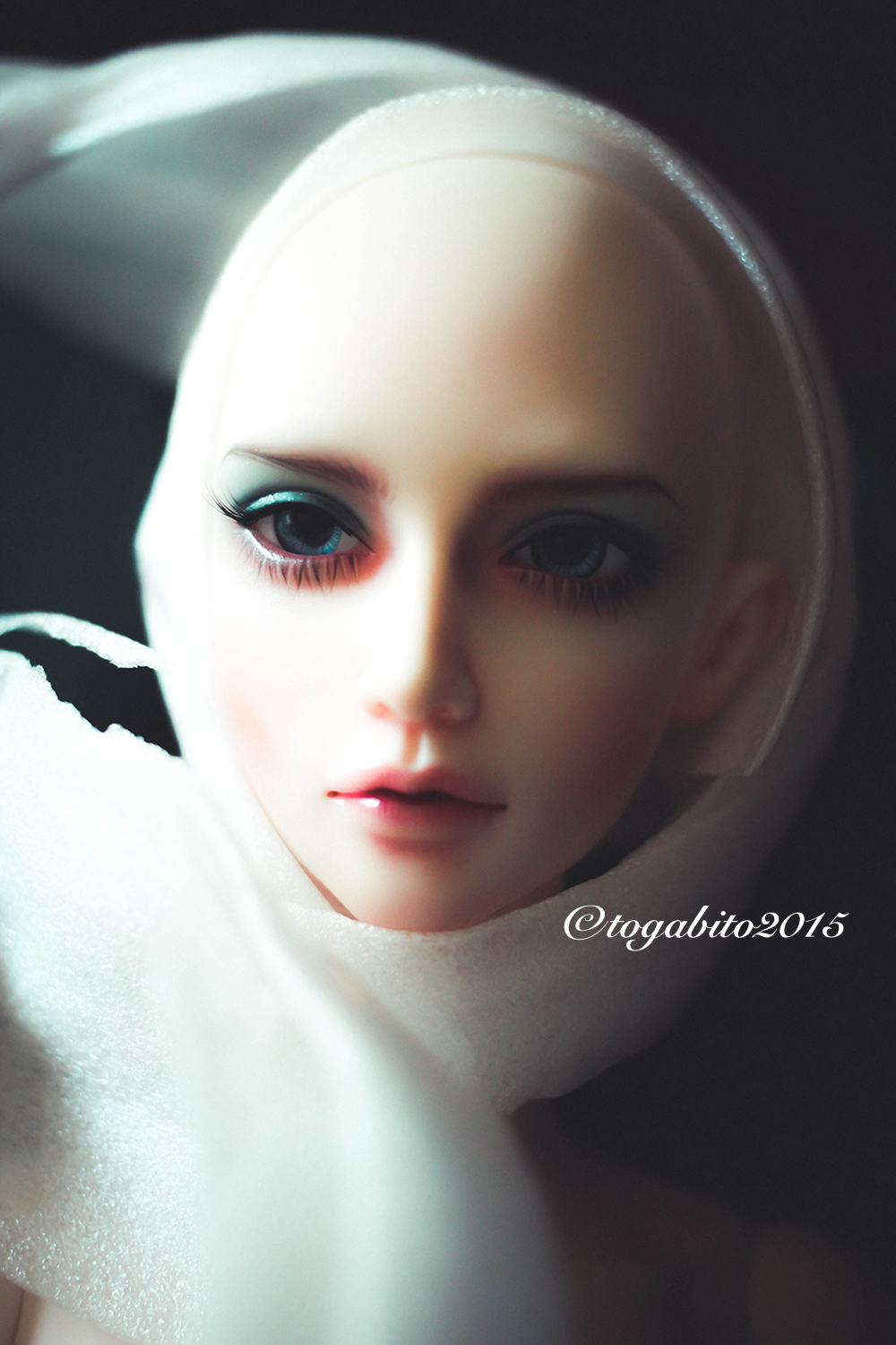 BJD - 1 by phantomofdevil