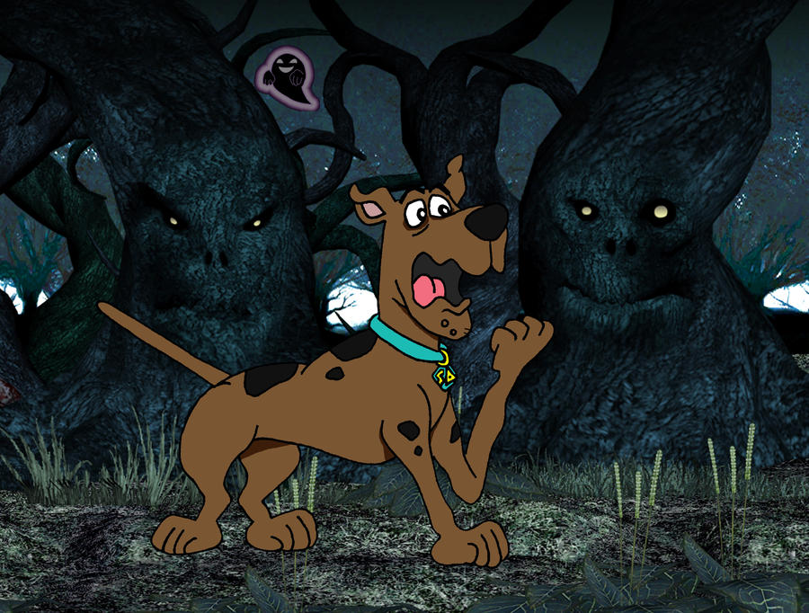 scooby_doo_and_the_living_forest_by_dr_a