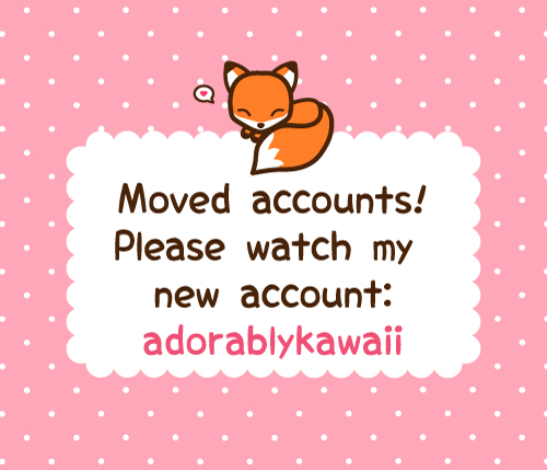 NEW ACCOUNT: adorablykawaii by tinyowlknits