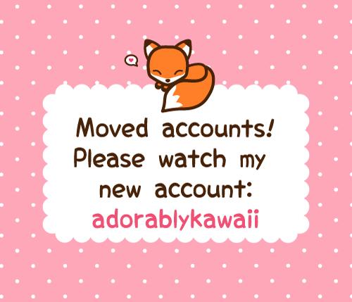 NEW ACCOUNT: adorablykawaii by tinyowlknits