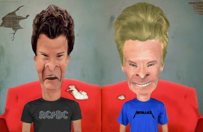 Beavis And Butthead Real Life Movie