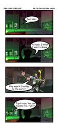 ILC8 - Ben Ten-finity VS Green Lantern