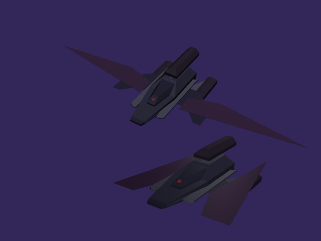 Shadowhawk Blacktalon Drones