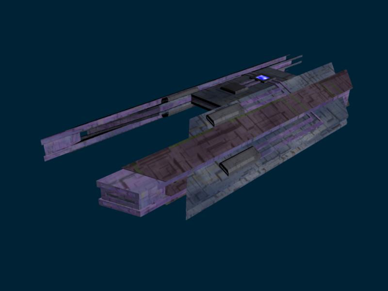 Akaarti Watchers - Scout-class Battleship