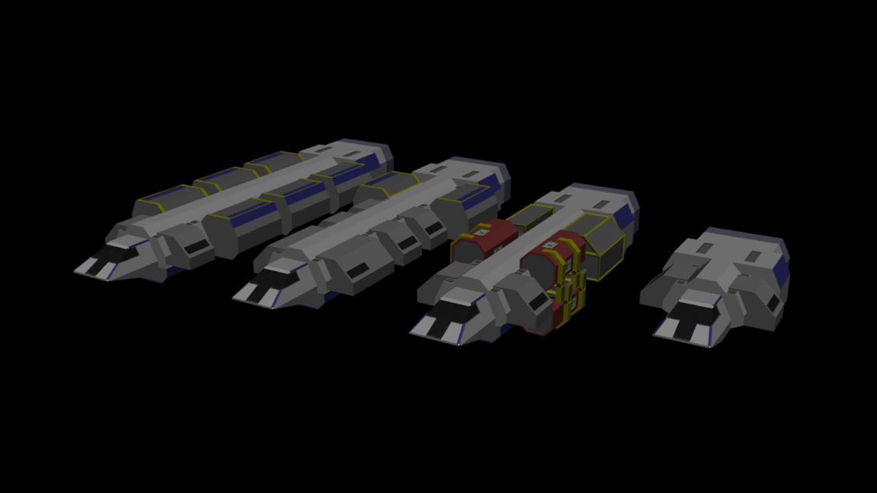 ModuWerkes Freedom II Modular cargo system