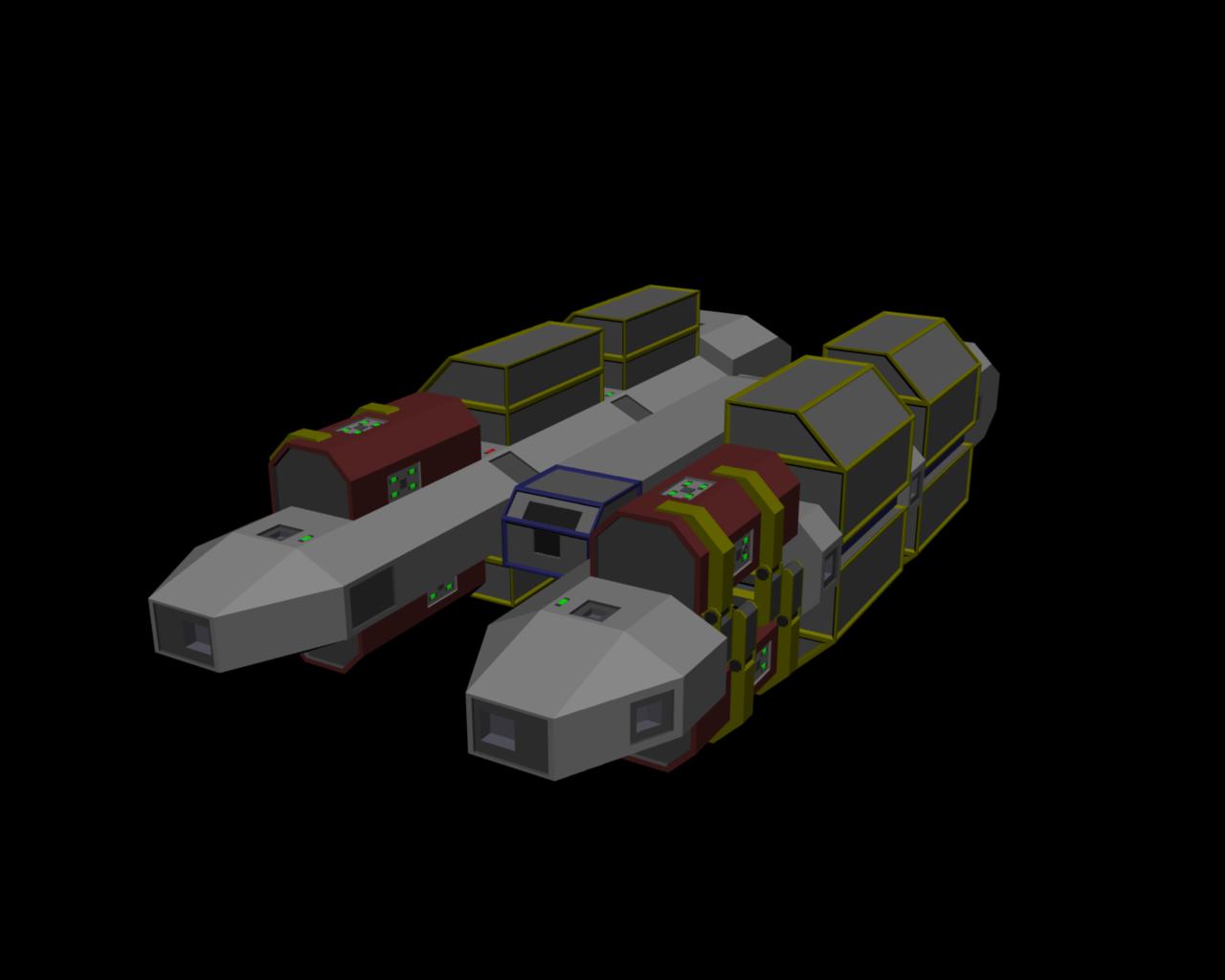 ModuWerkes Transit Container Transport