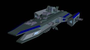 EFF Magnus II Battleship
