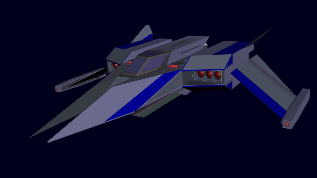 EFF RD-T 'Ardent' Light bomber (Updated 1/11/21)