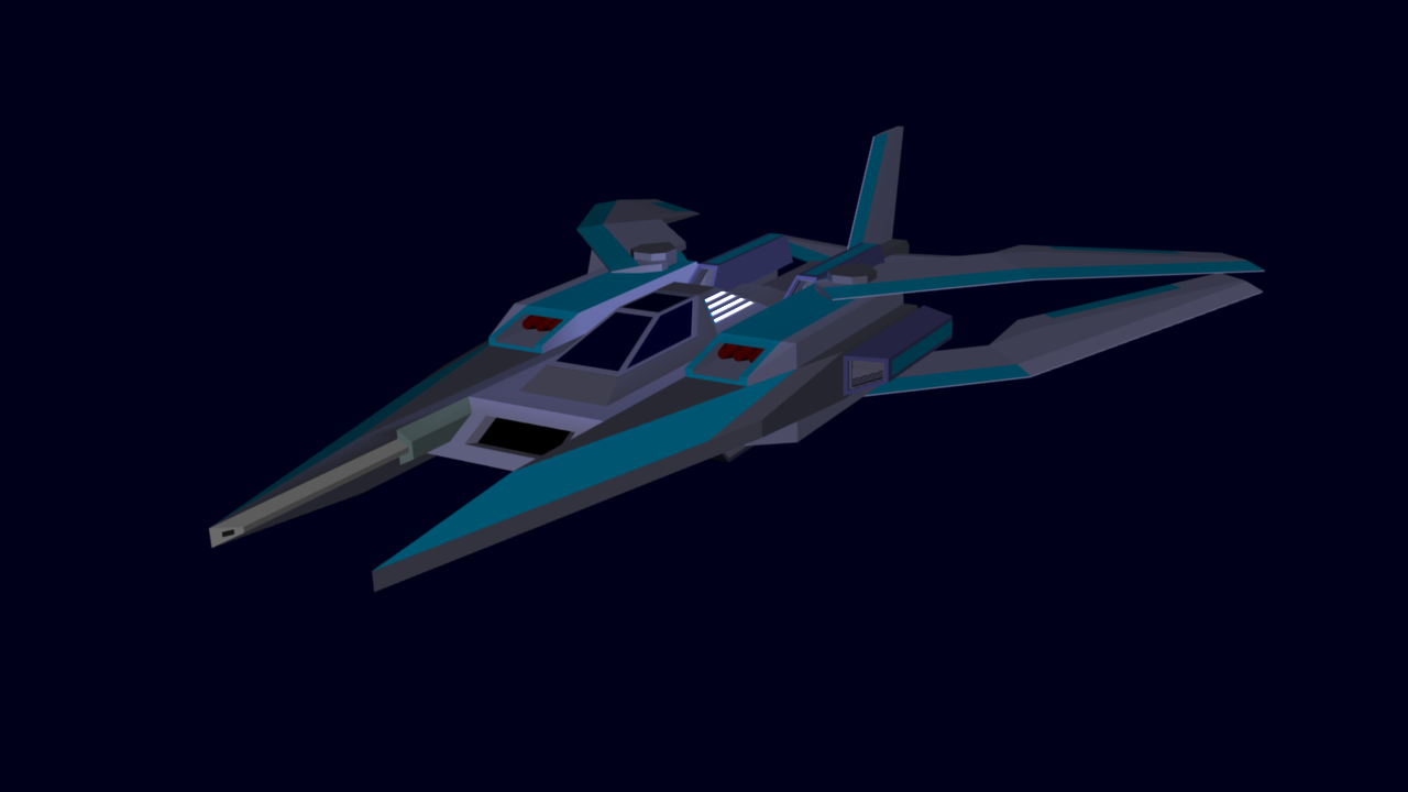 EFF TR-7 interceptor (renamed)