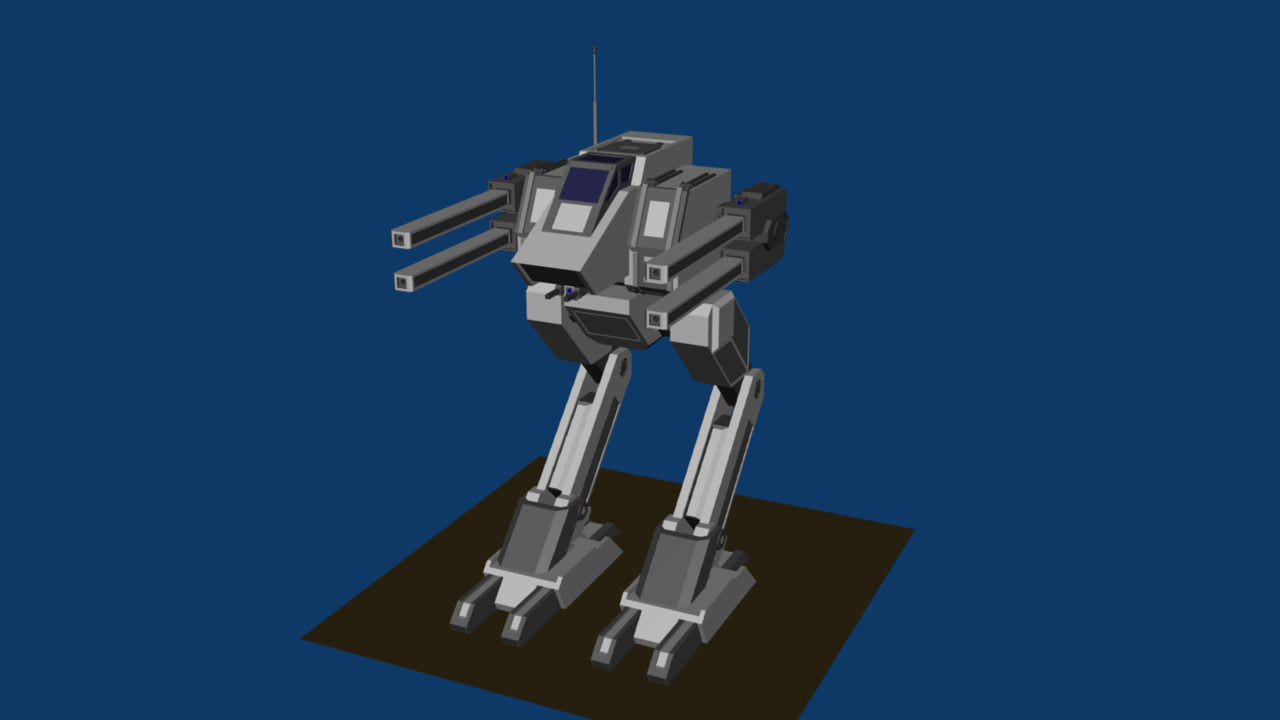 IWE - GX-2 Multi-role combat walker
