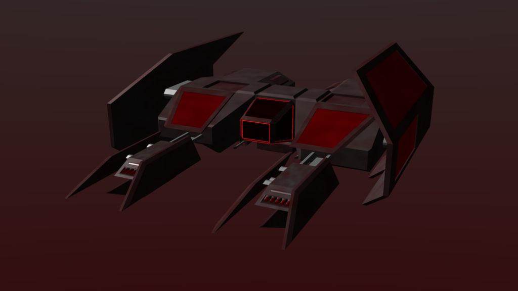 Loyalist TH-2 'ThunderHawk II' light bomber