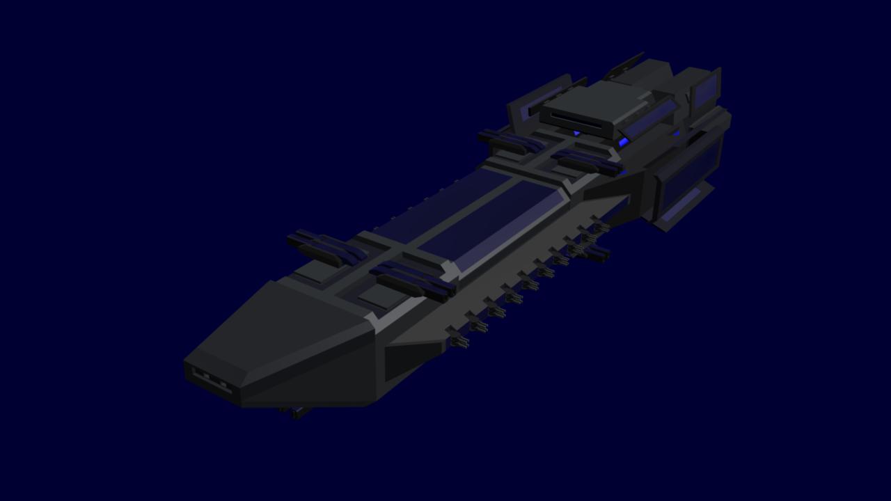 IWE - Razorclaw (Updated design)
